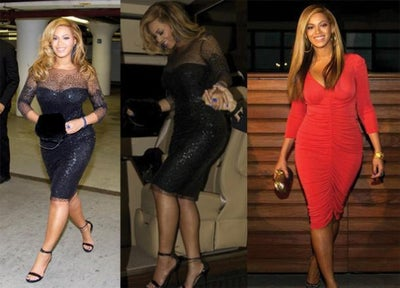 Beyonce After Baby Body