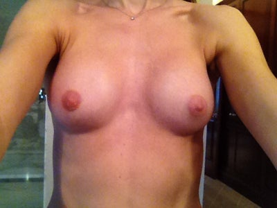 Want husband to hose my breasts