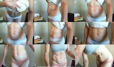 how to lose excess belly fat and skin