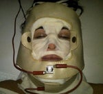 Kyle Richards electric facial