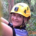 Here I am zip lining in Hawaii less tha 3 months after my surgery!
