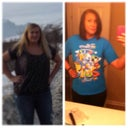 72 pounds lost