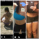 Me left 145, then 155 six mos ago and now 164 ugh
