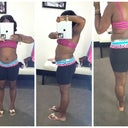 "BEFORE * 5'1"" * 155 lbs      (don't judge me, doing what i need to do to make it right lol)"