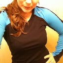 7 weeks post op. Bought first new running shirt yay!