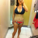 first  time bikini shopping..ever!