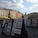 Beautiful Krakow square
