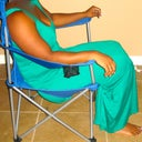 Beach Chair cut out