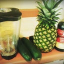 According to Virginia from the recovery house juicing pinapple, cucumber, and a splash of vanikla extract will aid with decreasing swelling rapidly