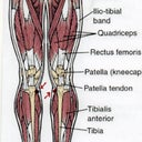 Area: liposuction of lower legs/knees.