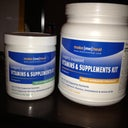 Pre & post op vitamins came in from Amazon !! $67 shipping included :)