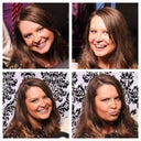 drunken candid shots at a wedding photo booth, 5 months, lol