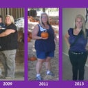 I was 279 lbs, about 215 & 169, in the pics.