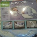 Bought a snoogle pillow because it's long and I can mold it for comfort :)