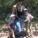 After weightloss, always hiking with my kiddos 135lbs