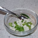 1/2oz Cabbage, 1/2 Feta