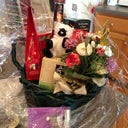 Gift basket and skin care products from my awesome PS!!!