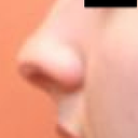 My projected nose - what I thought I would get.