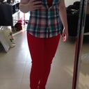 All new clothes from head to toe (even got red socks) all from Forever 21. :)