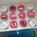 Some cupcakes I ordered for Mayra & the ladies at my recovery housr