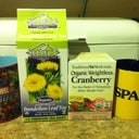 These are the teas that I am drinking that may be the reason I am retaining little water