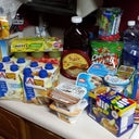 some of my food items for after surgery