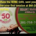 Healing Massage &Wellness Spa in Union City/Weehawken, NJ tell them the Wine girl sent ya!