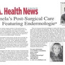 Article on services -Endermologie Post Surgical Program by Pamela & her son Torie