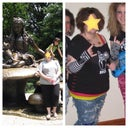 "Pre-weight loss photos, around 2008/2009. My poor 5'4"" frame looks miserable!"