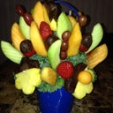 Beautiful fruit arrangement!!!