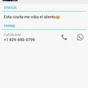 Whatsapp Zara in spanish!! Use Google translator