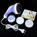 Fat Remove Massager Handheld Full body Relax Massage Slim Machine Set