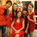 with my 4 children last Christmas 2010