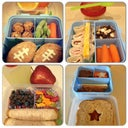 Those cute lunches that I make are one of my small blessings.