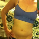 "another ""before""-- in my Gap bralette. I am a size 34 A at Victoria's Secret."